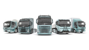 Volvo Trucks is launching a full range of electric trucks in Europe in 2021.