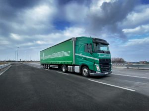 Big contract: Italian haulier buys 1,000 Volvo trucks equipped with the latest fuel-saving technology