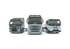 Volvo Trucks ujawnia rozwiązania techniczne zastosowane w nowych elektrycznych samochodach ciężarowych o dużej ładowności